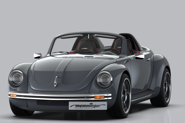 Memminger Roadster 2.7 - Scharfer Oben-ohne-Käfer