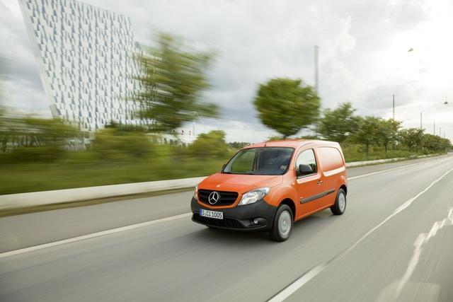Mercedes Citan - Lieferwagen mit Preisvorteil (Kurzfassung)
