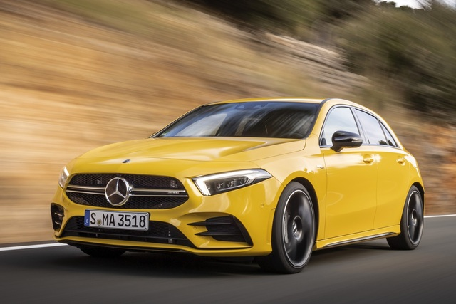 Fahrbericht: Mercedes-AMG A 35 4Matic - Das Play-Mobil