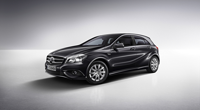 Mercedes-Sondermodell - Glanz vom Schmuckdesigner