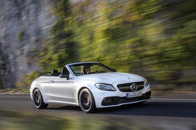 Mercedes-Benz C-Klasse Cabriolet - Feiner Cruiser (Kurzfassung)