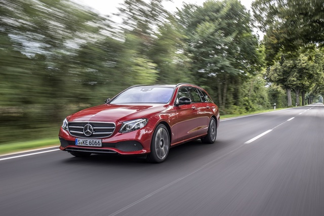 Mercedes E-Klasse T-Modell - Auf Top-Niveau (Kurzfassung)