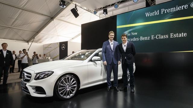 Drei Fragen an Ola Källenius, Daimler-Vorstand Mercedes-Benz Cars - Kombi-Kunden sind loyal
