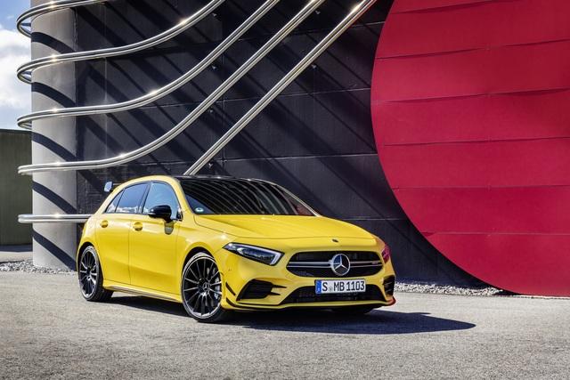 Mercedes-AMG A 35  - Knapp 50.000 Euro für die Basis