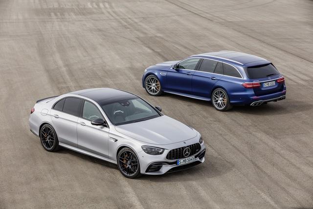 Facelift: Mercedes-AMG E 63 und E 63 S  - Mehr Komfort statt mehr Muskeln