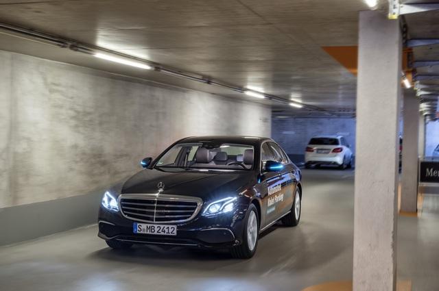 Technik: Automated Valet Parking von Mercedes und Bosch - Mach's doch selber