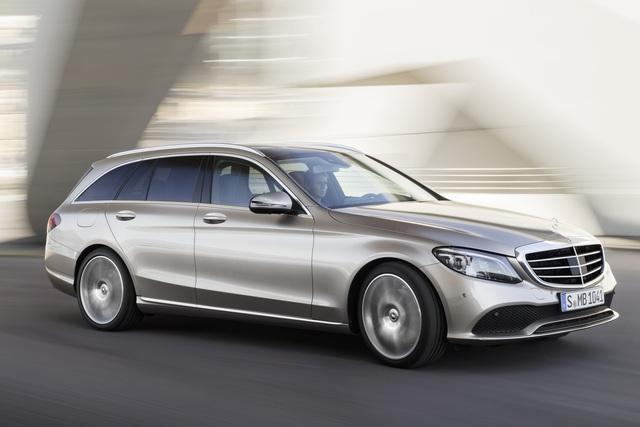 Mercedes C-Klasse  - Das kostet das Facelift