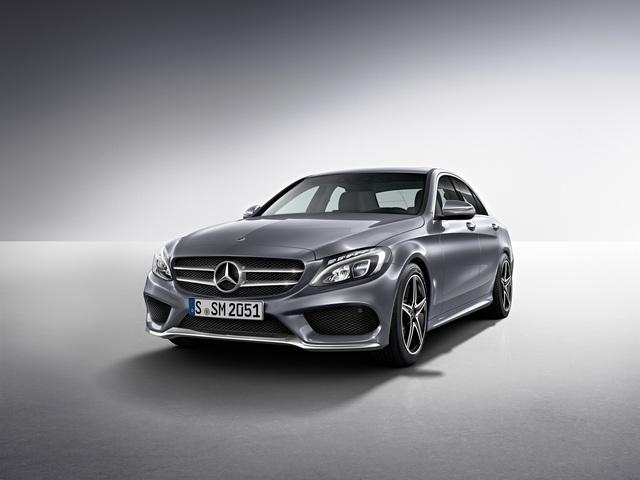Mercedes: Upgrades für C-Klasse und GLC - Mehr Ausstattung, neue Pakete