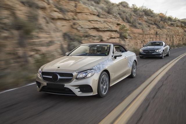 Abnahmefahrt: Mercedes E-Klasse Cabrio - Wenn der Sommer nicht mehr weit ist