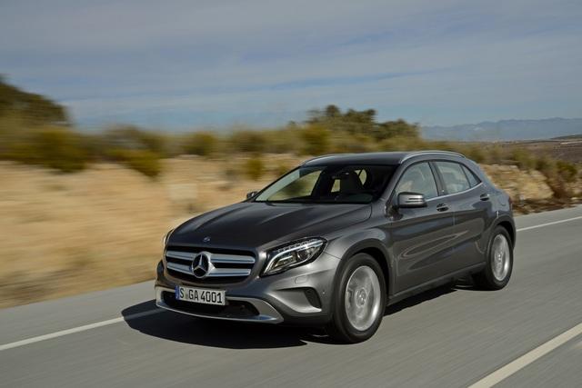 Gebrauchtwagen-Check: Mercedes GLA - Bei der Qualität ein Großer