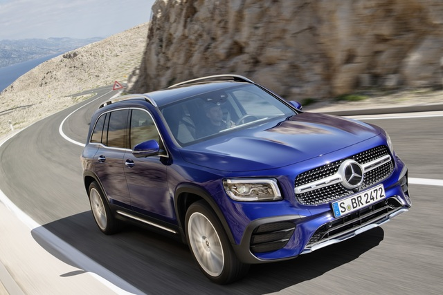 Mercedes-Benz GLB - Dickes B
