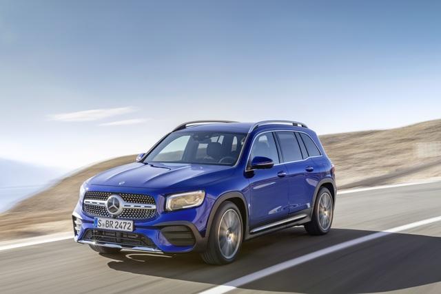 Mercedes-Benz GLB: Die Preise - Der Kompakte für die Großfamilie