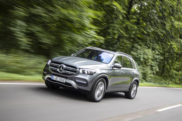Test: Mercedes-Benz GLE 350 de 4Matic - Hightech-Hochsitz
