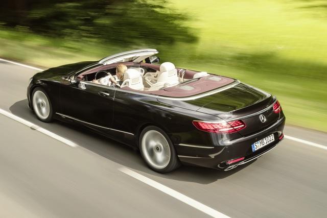 Markenausblick Mercedes - Bei Cabrios bleibt noch einiges offen