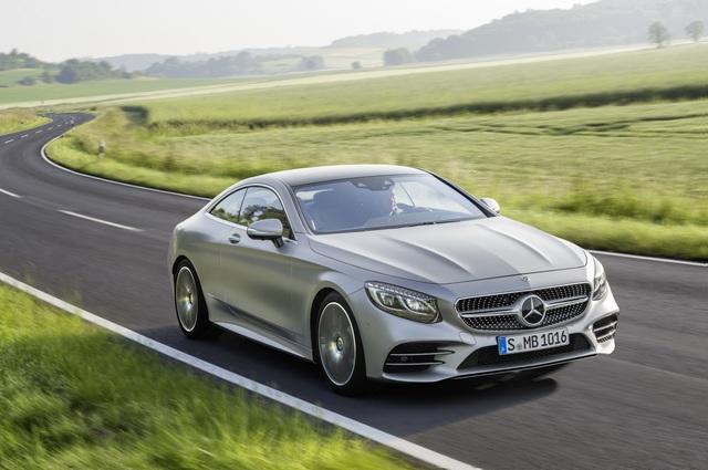 Mercedes S-Klasse Coupé und Cabrio - Noch eine Spur exklusiver