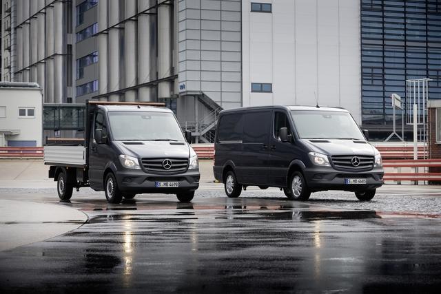 Mercedes Benz Sprinter - Als Arbeiter günstiger