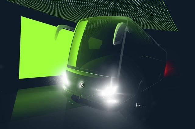 Mercedes-Benz Turismo RHD - Neue Reisebus-Generation