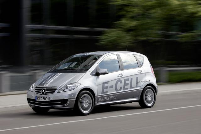 Mercedes A-Klasse E-CELL - Artgerecht ausgebaut