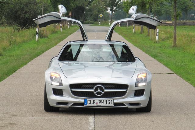 Mercedes-AMG - Starke Pläne