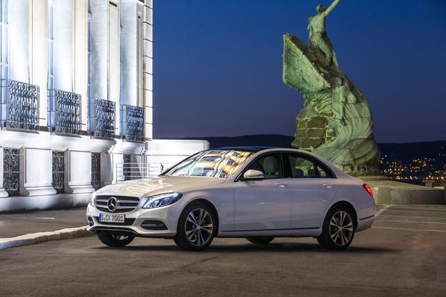 Mercedes-Benz C-Klasse - Ein Maßstab in der Mittelklasse (Kurzfassung)