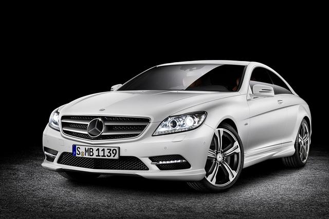 Mercedes CL Grand Edition - Sondermodell zum Jubiläum
