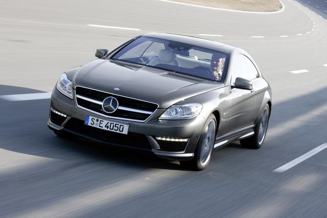 Brabus-Tuning - Leistungsspritze für Mercedes-Achtzylinder