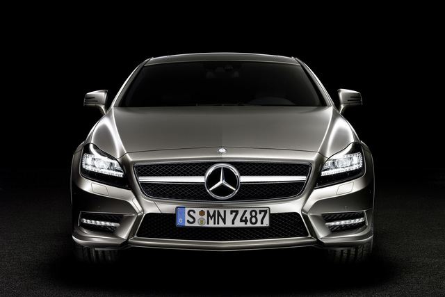 Mercedes CLS - Zweite Generation ab 59.857 Euro im Handel