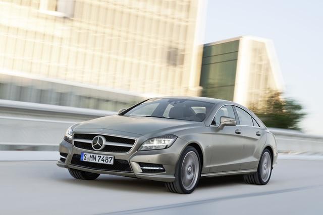 Gebrauchtwagen-Check: Mercedes CLS - Business-Klasse für Sportsgeister