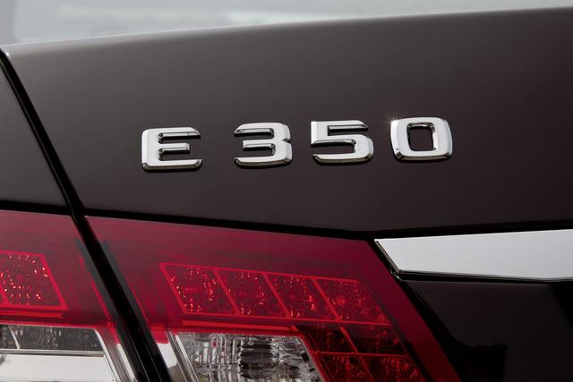 Mercedes E-Klasse - Lampen-Tausch