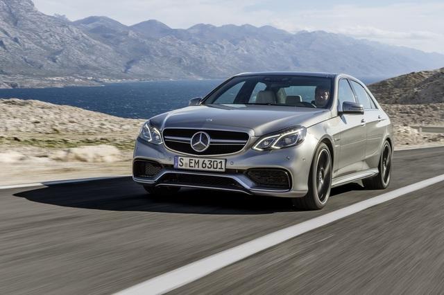 Facelift Mercedes E 63 AMG - Mehr Leistung, Allrad und noch mehr Leistung