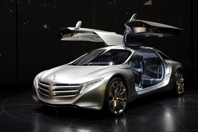 Mercedes-Benz F125 - Willkommen im Jahr 2025
