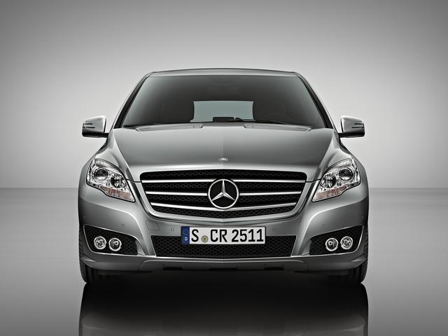 AMI Leipzig: Deutschland-Premiere für neue Mercedes R-Klasse