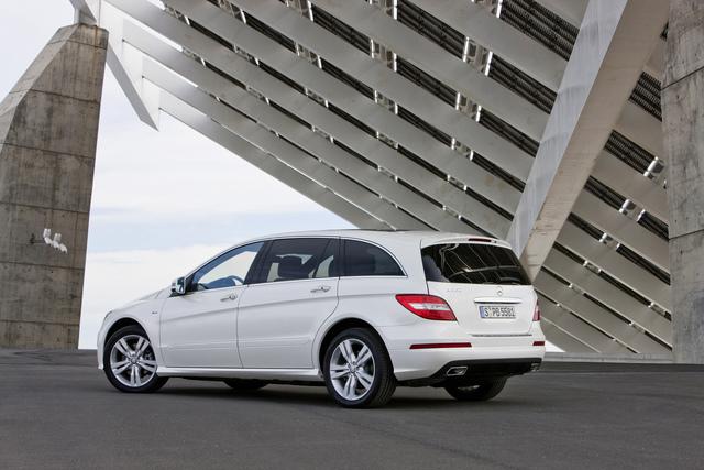 Mercedes R-Klasse: Neue Chance in der zweiten Lebenshälfte (Vorabbericht)
