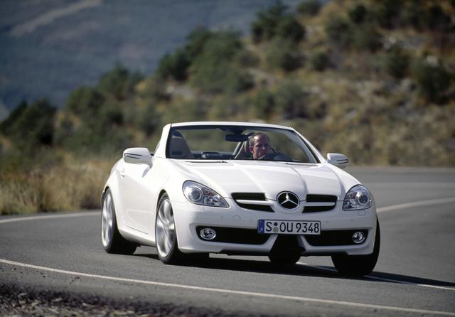 Gebrauchtwagen-Check: Mercedes SLK (R171) - Fit auch im Alter