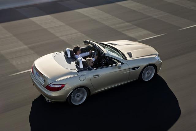 Gebrauchtwagen-Check: Mercedes SLK/SLC (Typ 172) - Kein Luftikus