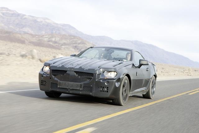 Selbsttönendes Glas - Sonnenbrillen-Dach für Mercedes SLK