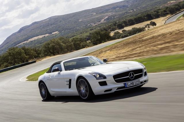 Mercedes SLS AMG GT - Sportversion eines Sportwagens
