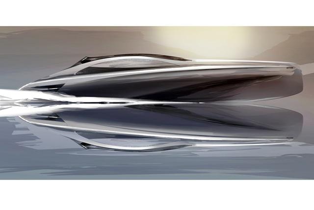 Mercedes geht aufs Wasser - Mein Auto - meine Yacht