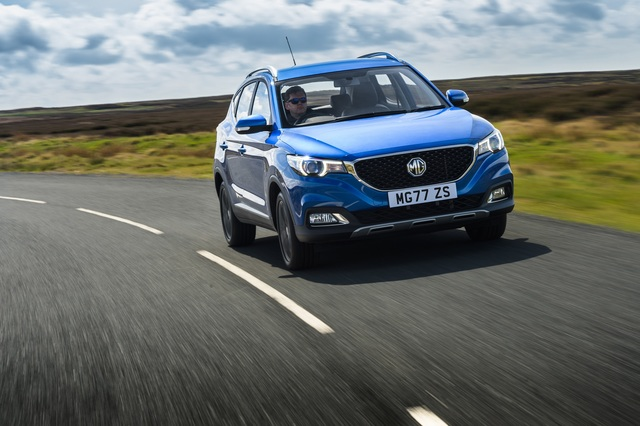 MG ZS EV - Britisch-chinesisches Elektro-SUV kommt 2020