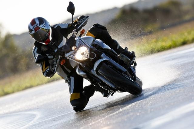 Aktion für Motorradfahrer - Gratistanken inklusive