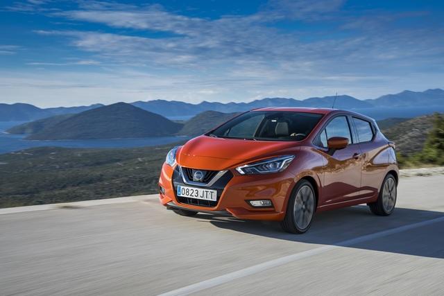 Fahrbericht: Nissan Micra - Nur der Name ist geblieben