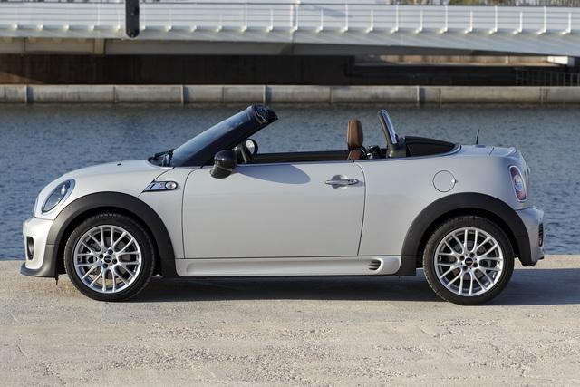 Mini Roadster - Billiger als das Cabrio