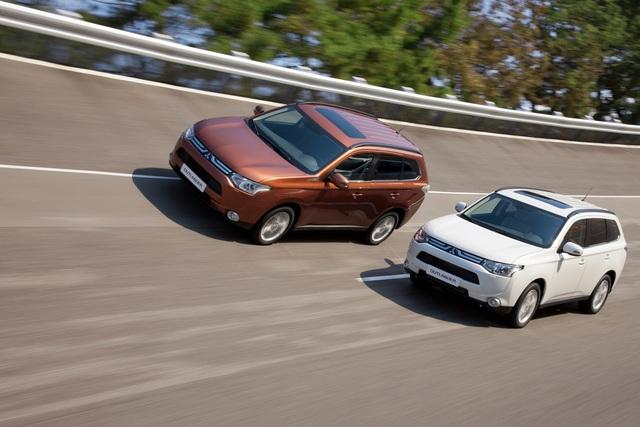Mitsubishi Outlander - Neues SUV zum alten Preis