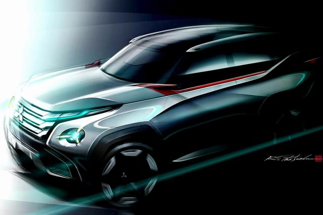 Mitsubishi-Konzeptfahrzeuge -   Von Steckern und Sparern