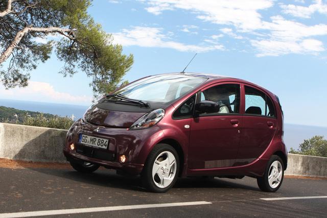 Mitsubishi Pläne - Acht E-Autos bis 2015