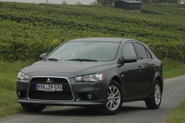 Mitsubishi Lancer Sondermodell - Mehr Extras für die Mittelklasse