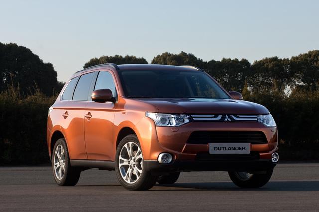 Mitsubishi Outlander - Neues Design, neue Technik, neues Auto