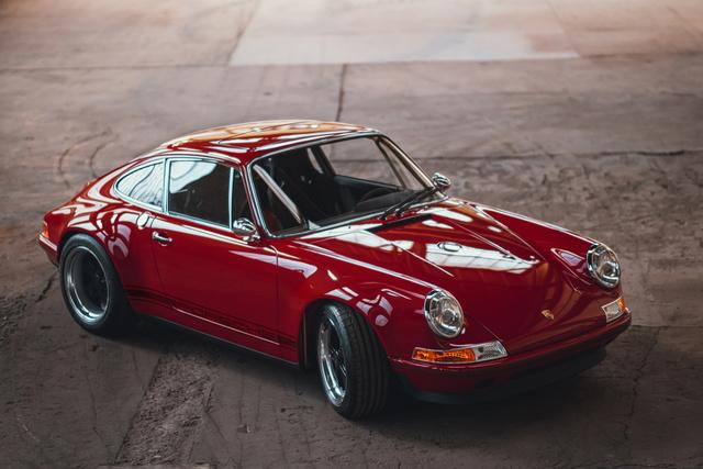 Porsche-Umbau von Mletzko  - Retro-Retro