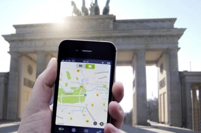 Moovel in Berlin - Pfadfinder für den Stadtverkehr