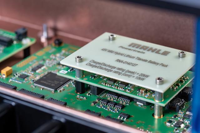 Mahle-Batterie für Bremskraft-Rückgewinnung - Mehr Effizienz dank hoher Laderate